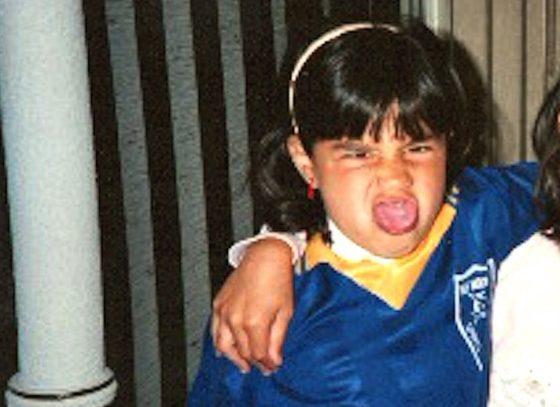 Arielle Jacobs age 8