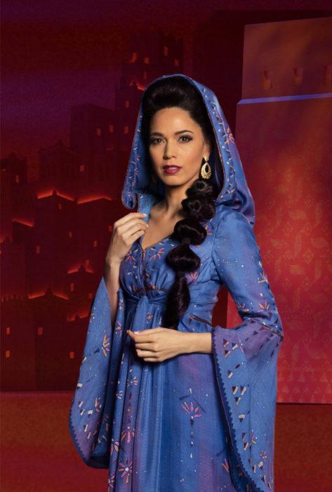 Arielle Jacobs as Jasmine